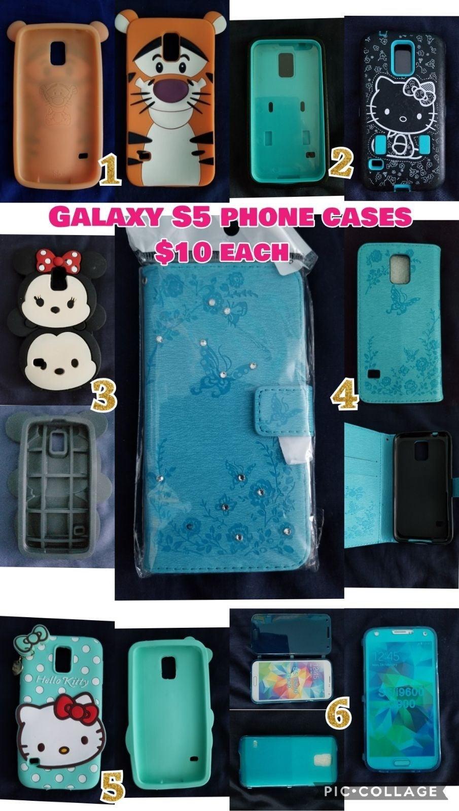 Galaxy S5 phone cases