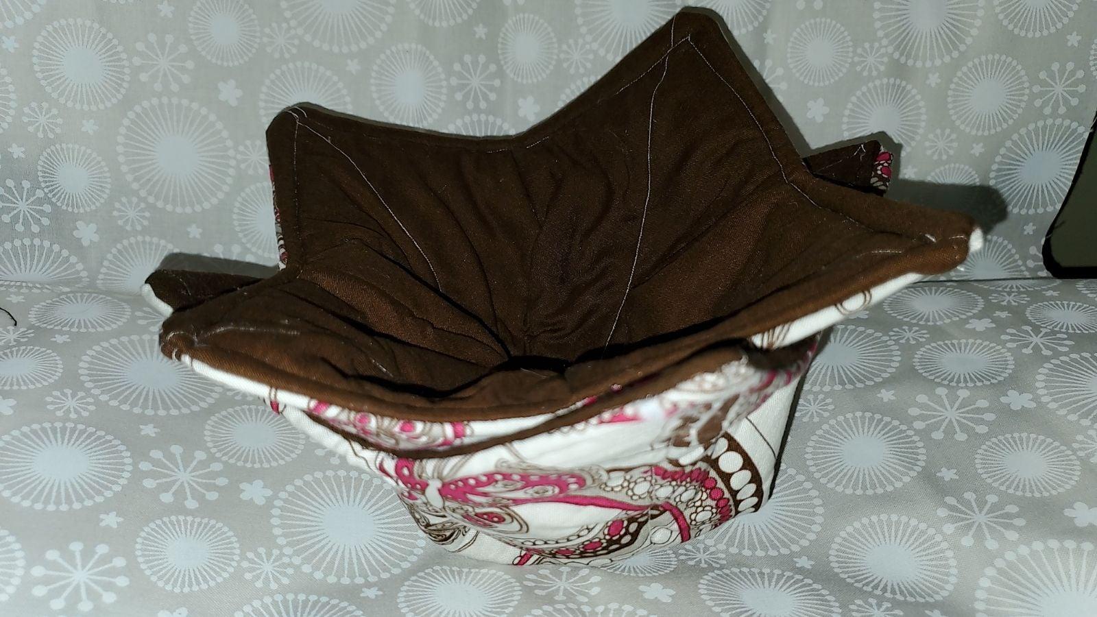 2 bowl cozies set
