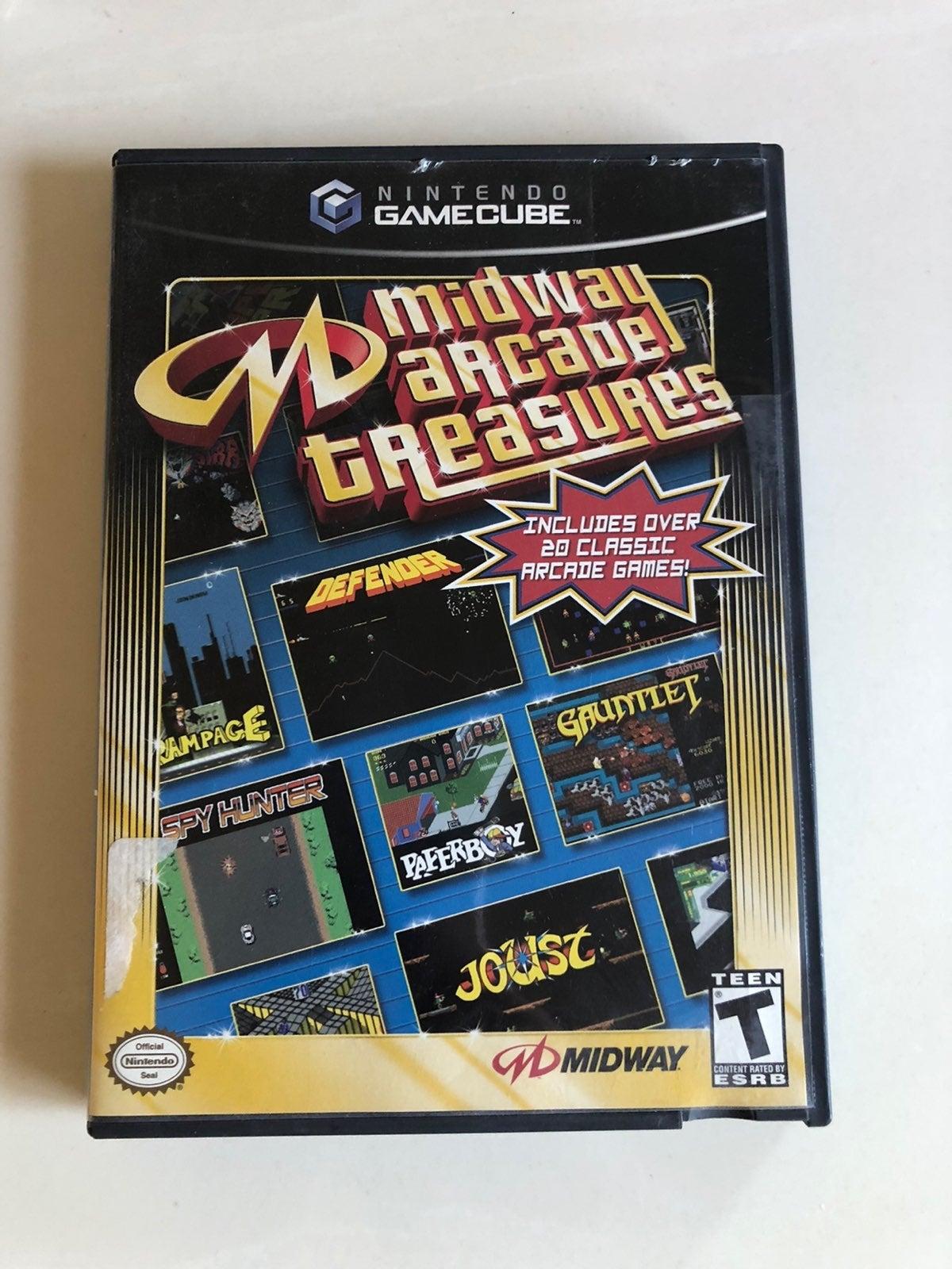 Midway Arcade Treasures Gamecube