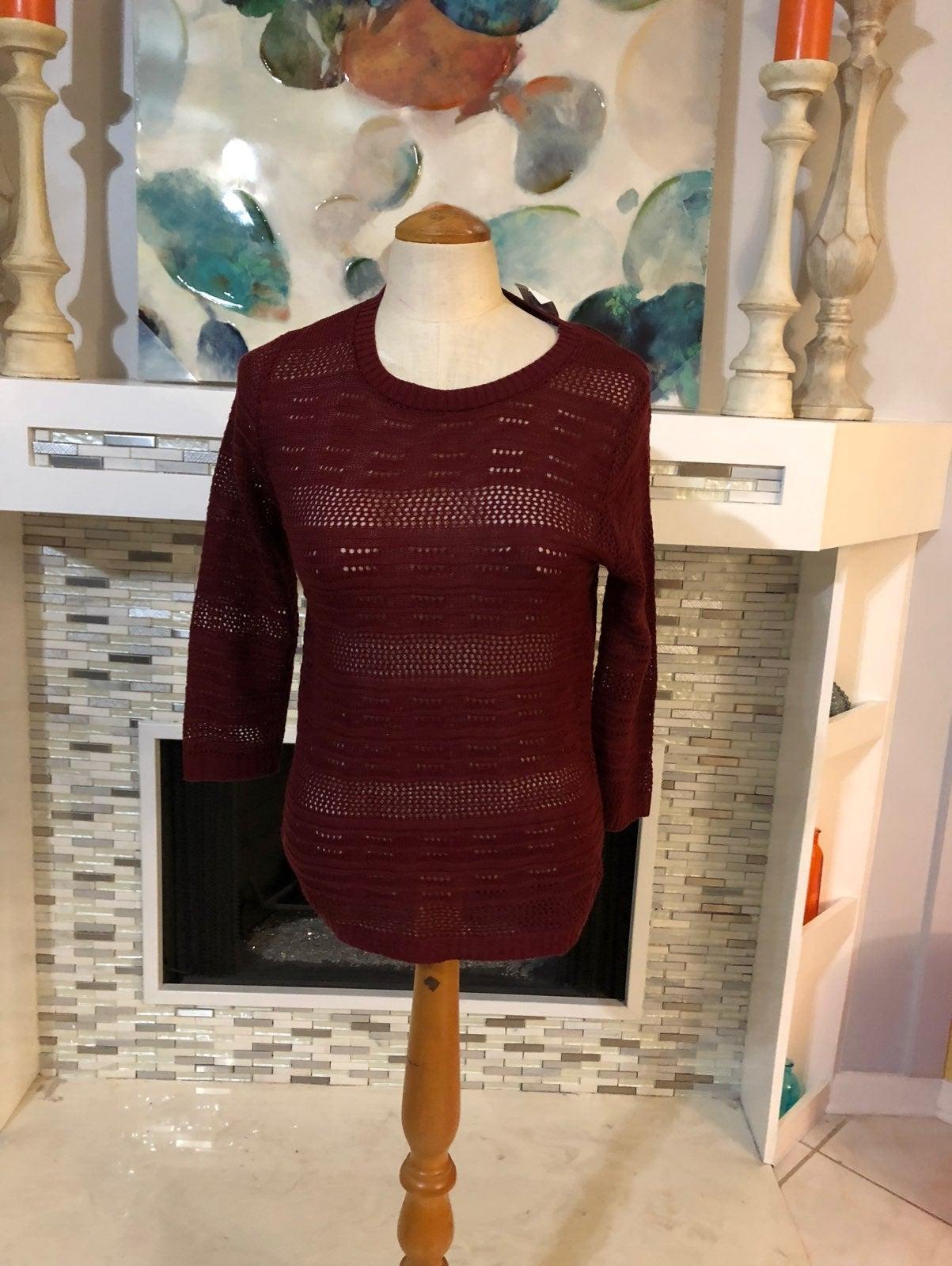 Jason Maxwell Sweater Size S