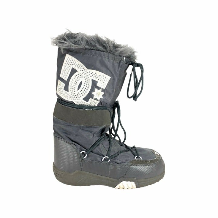 DC Shoes Womens Chalet 2.0 Grey Boots