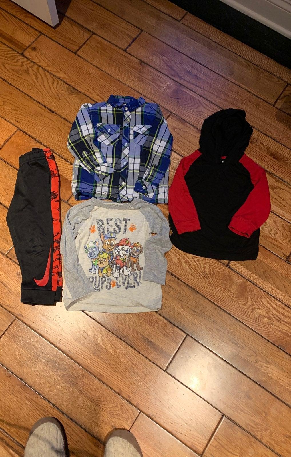 3t clothing lot