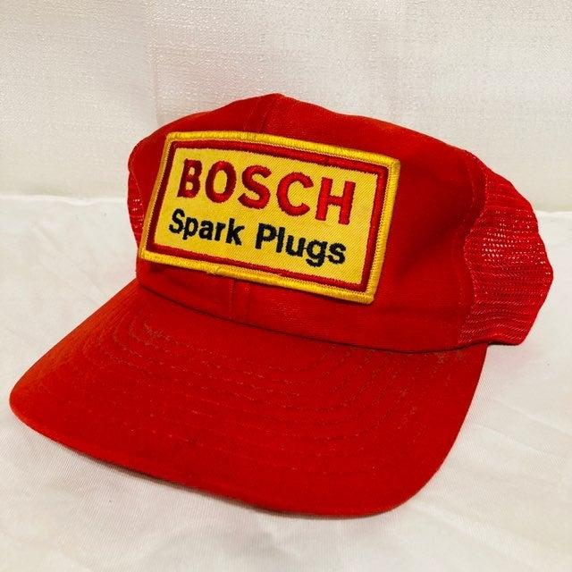 BOSCH SPARK PLUGS SNAPBACK HAT!