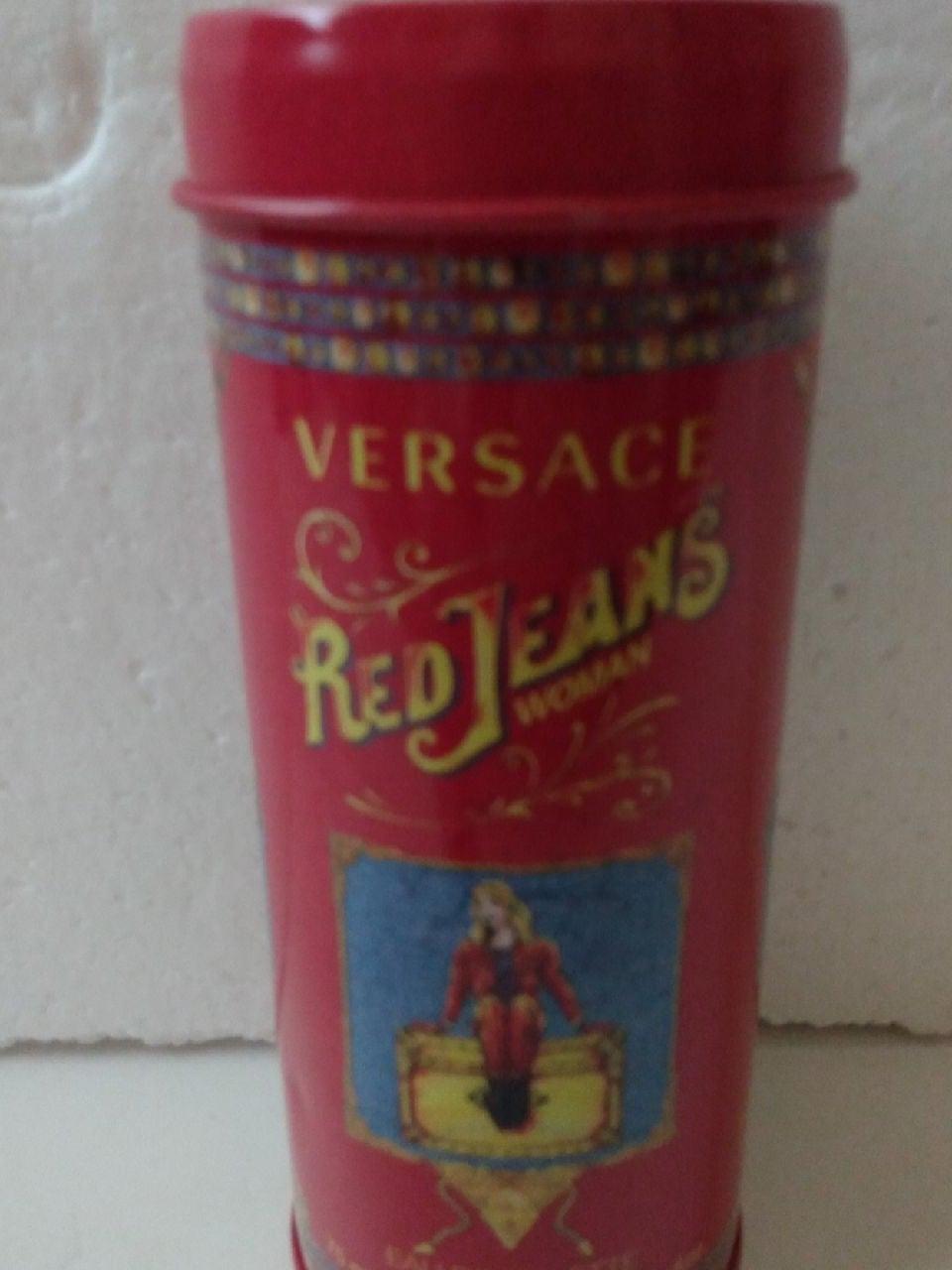 Versace Red Jeans woman EAU DE TOILETTE