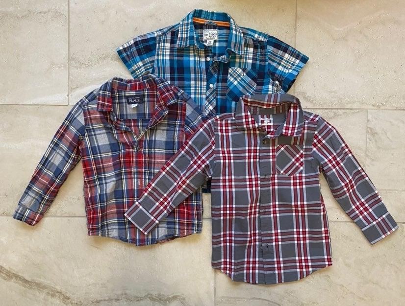 Boys Dress Shirts