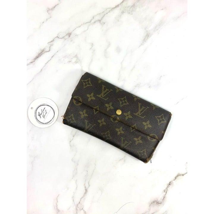 Louis Vuitton Monogram Trifold Wallet