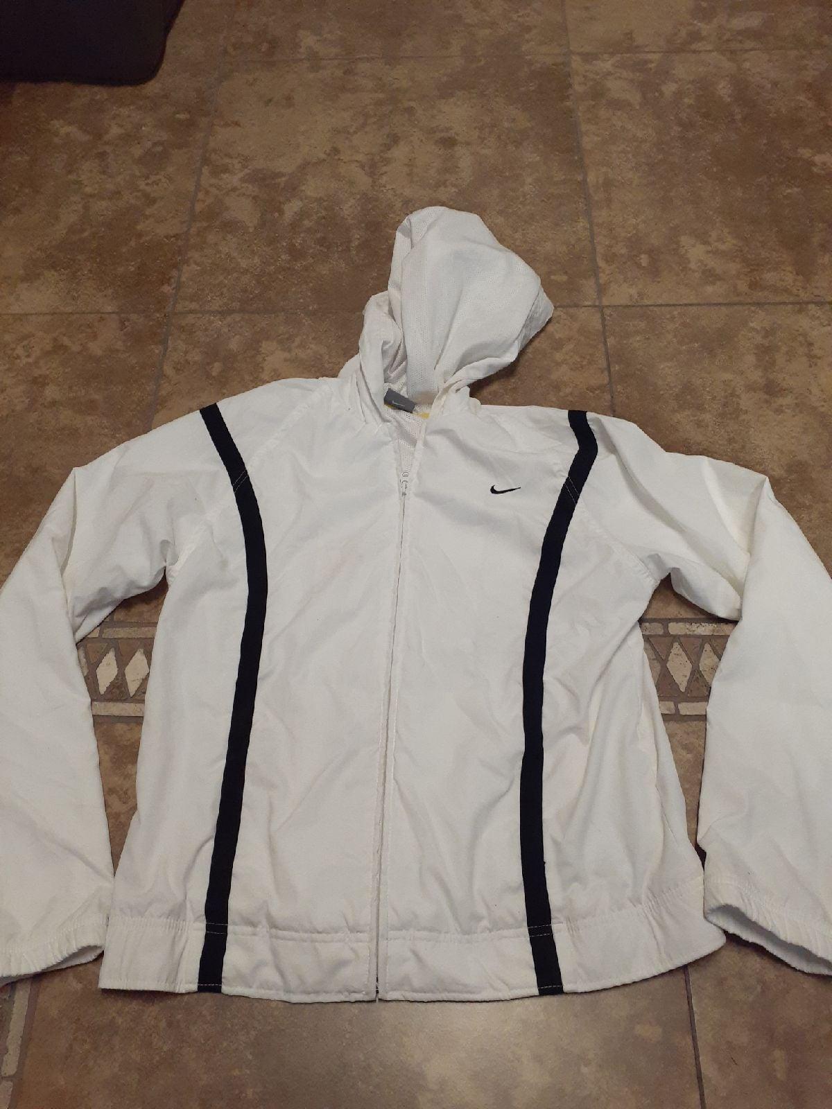 Nike Hood Jacket Womens, Size M