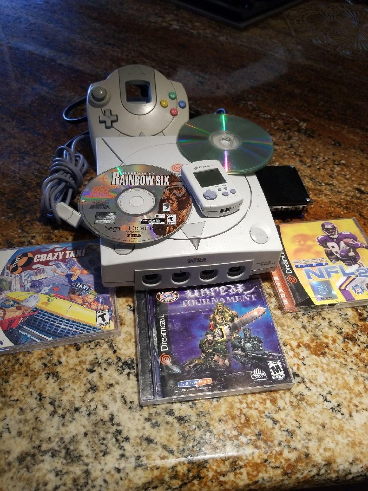 Sega Dreamcast Dreamstation Vol. Forever