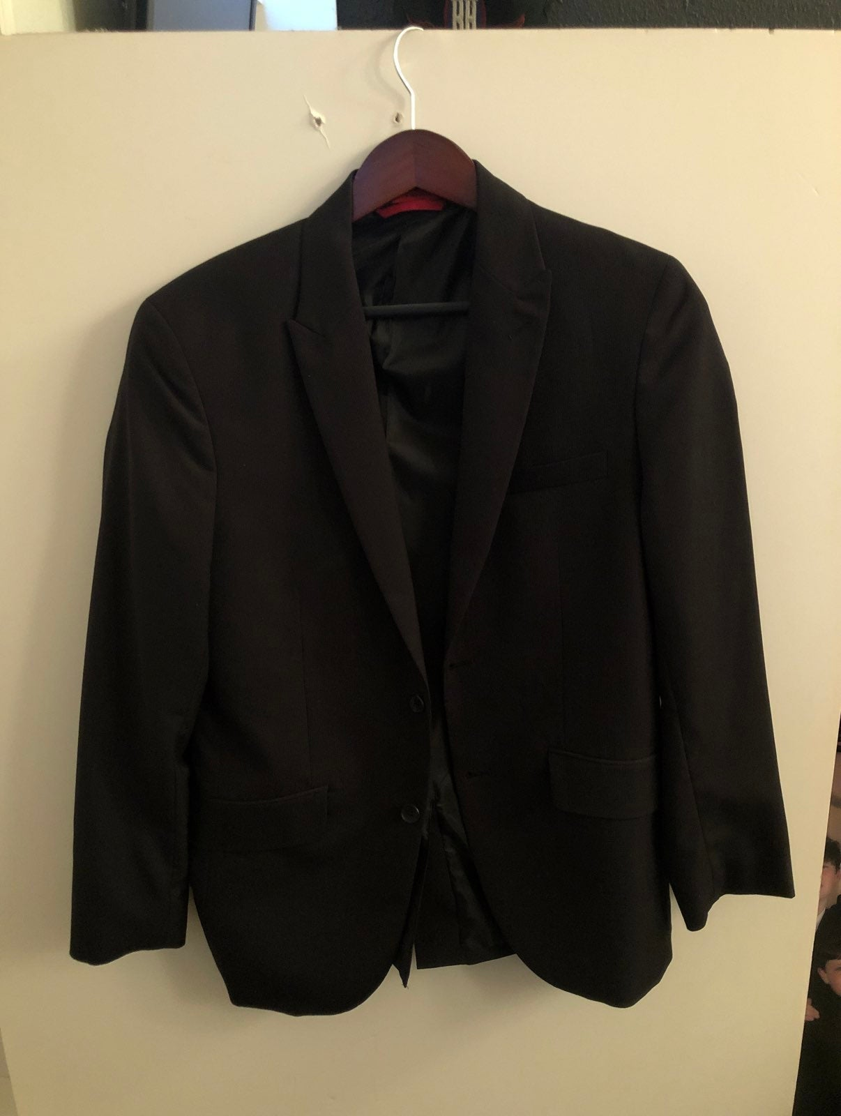 Alfani Fitted Young Mens Blazer
