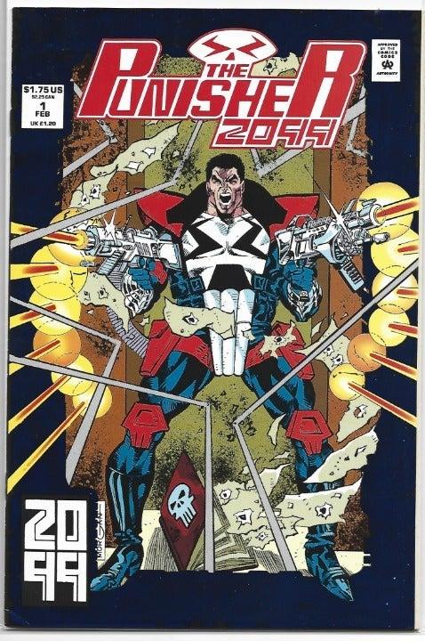 Punisher 2099 (1993) #1-11 (lot)