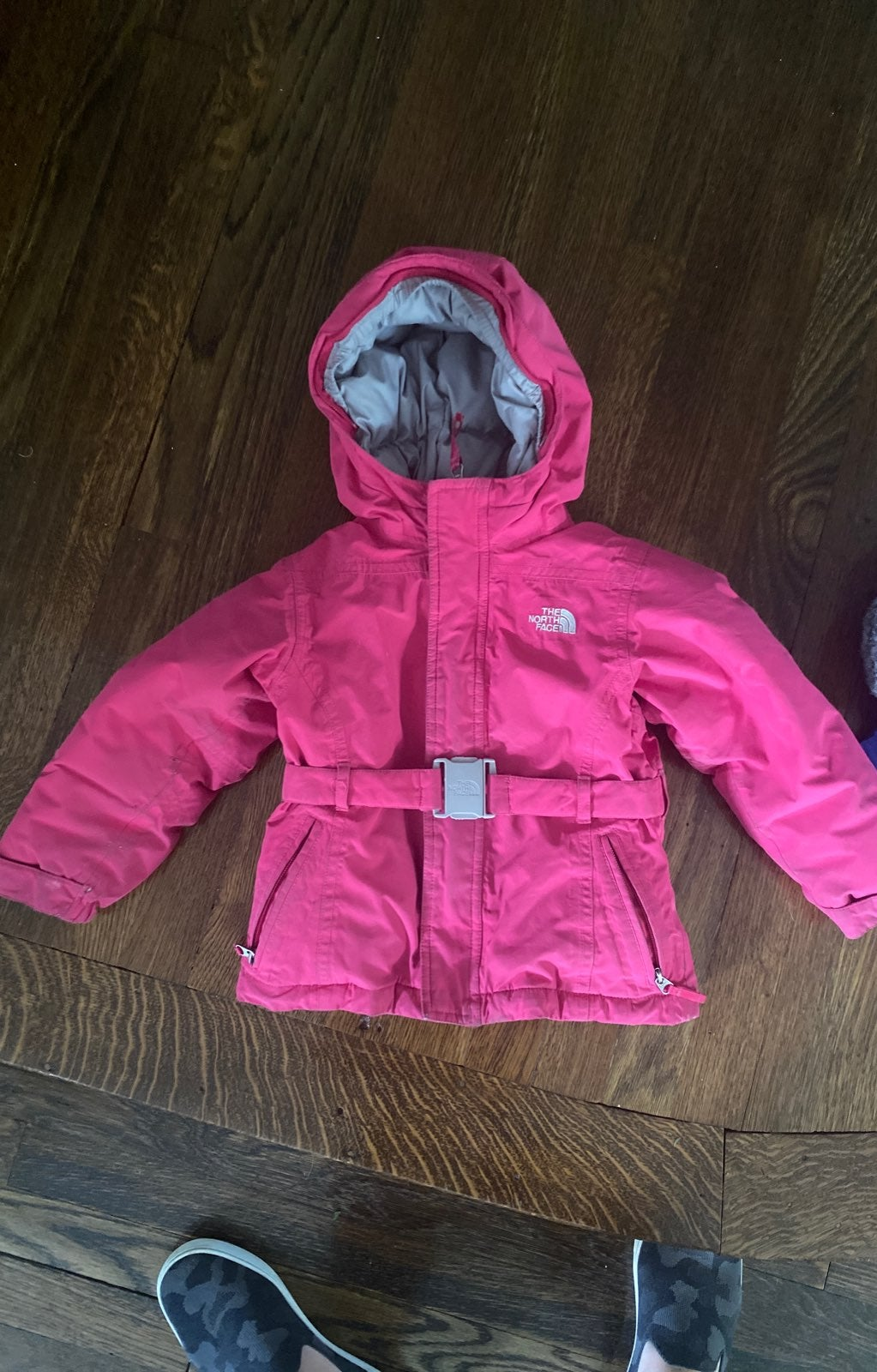 North Face Jacket hyvent 550