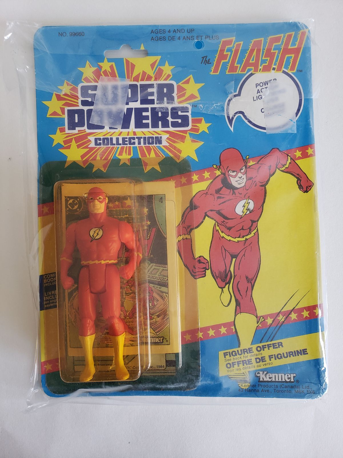 Super Powers Flash