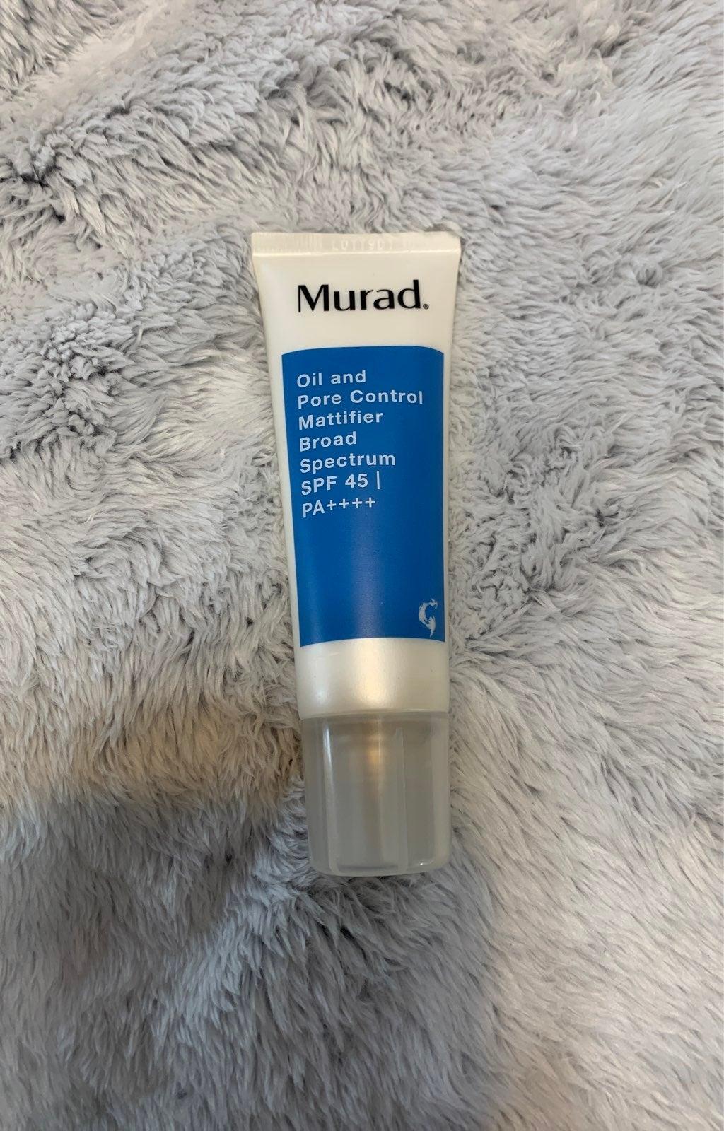Murad Oil and Pore Control Mattifier