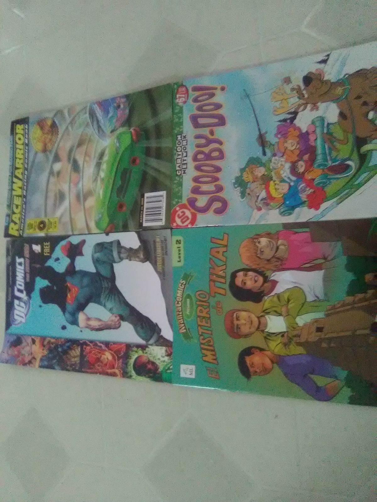 comic book Lot