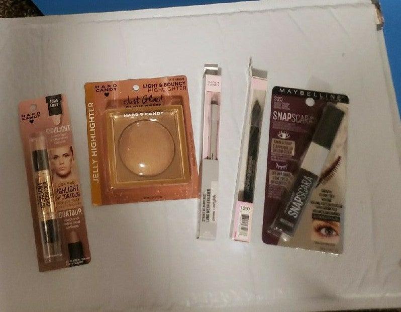 Bundle Liner, Contour, Bronze, Mascara
