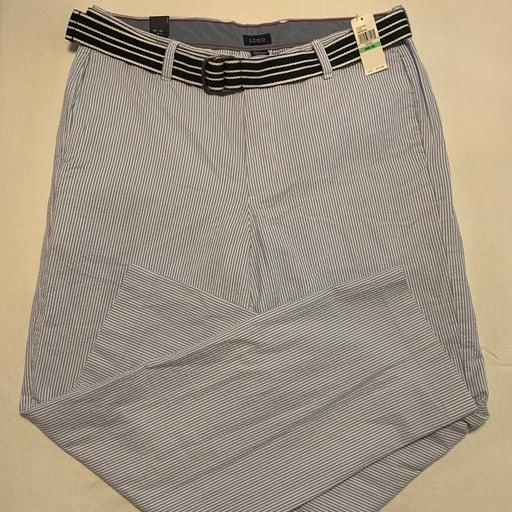 IZOD Sandy Bay Seersucker Pants 34x32