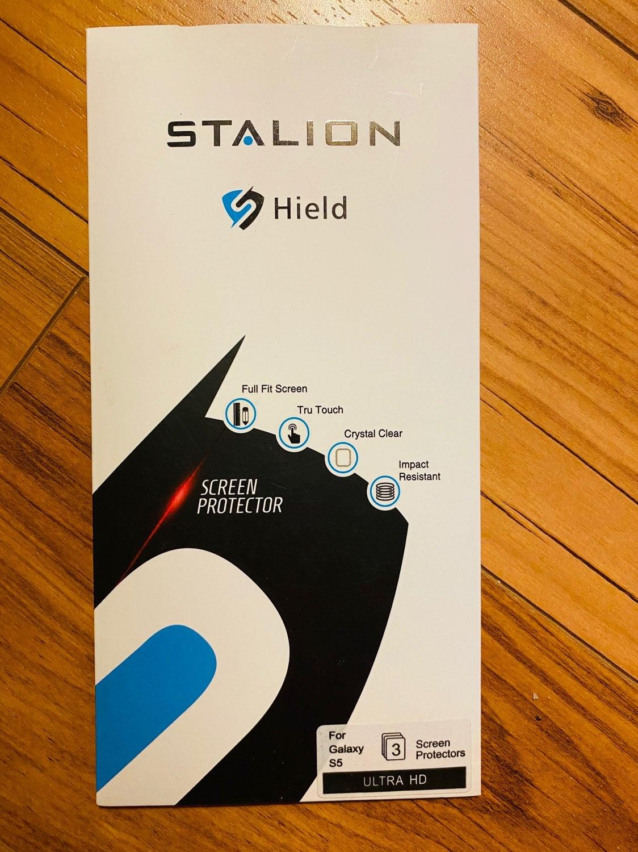 Shield screen phone protector galaxy