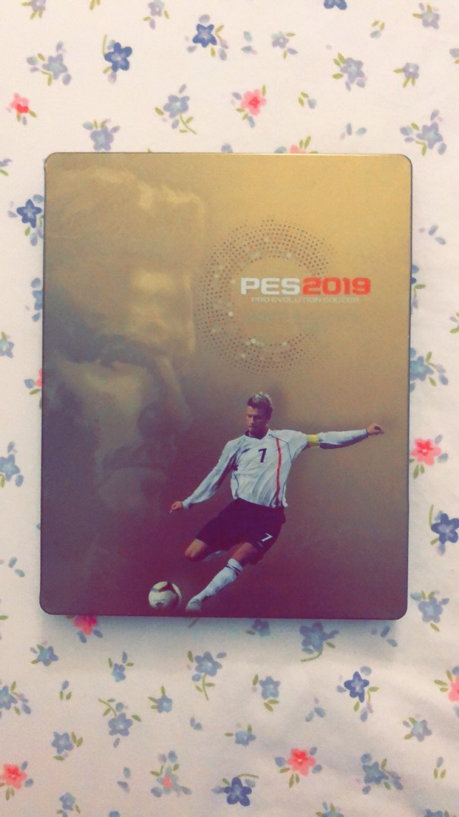 PES2019 for Playstation 4 Legend Edition