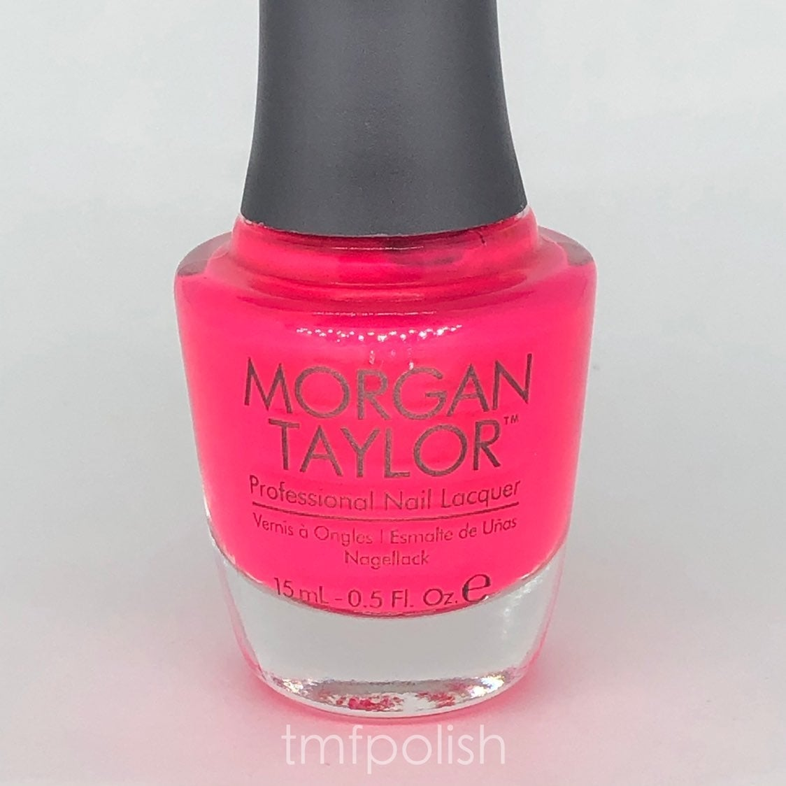 Morgan Taylor Polish - Paparazzi Pose