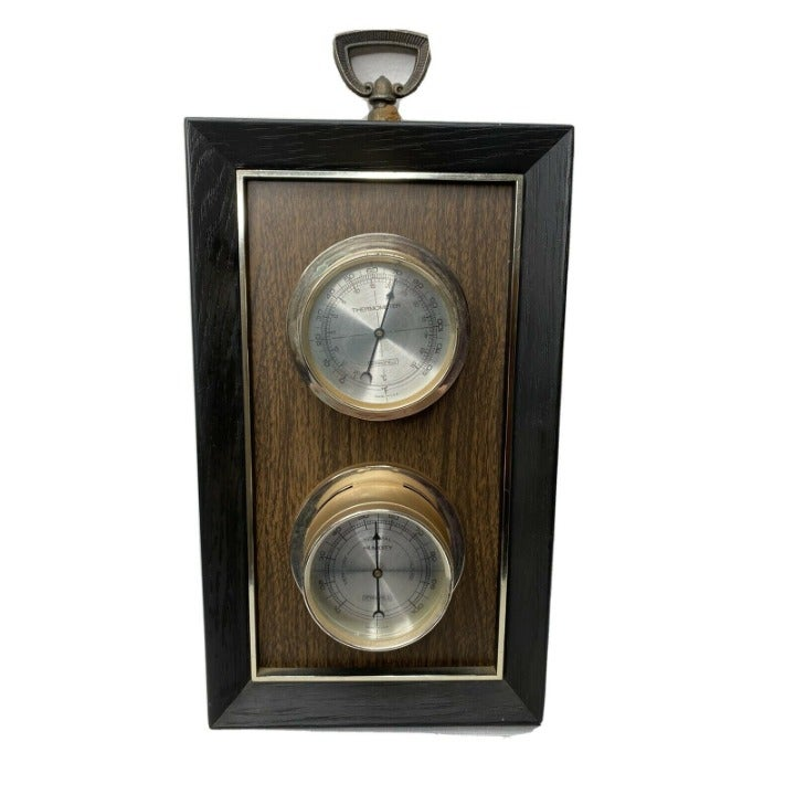 MCM Springfield Wall Barometer Thermomet
