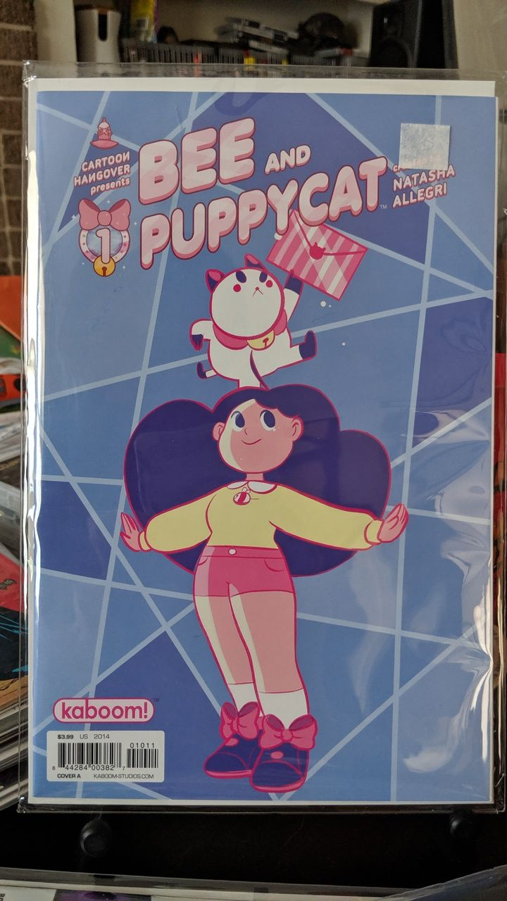 Bee And Puppycat #1 1st Print NM RARE!