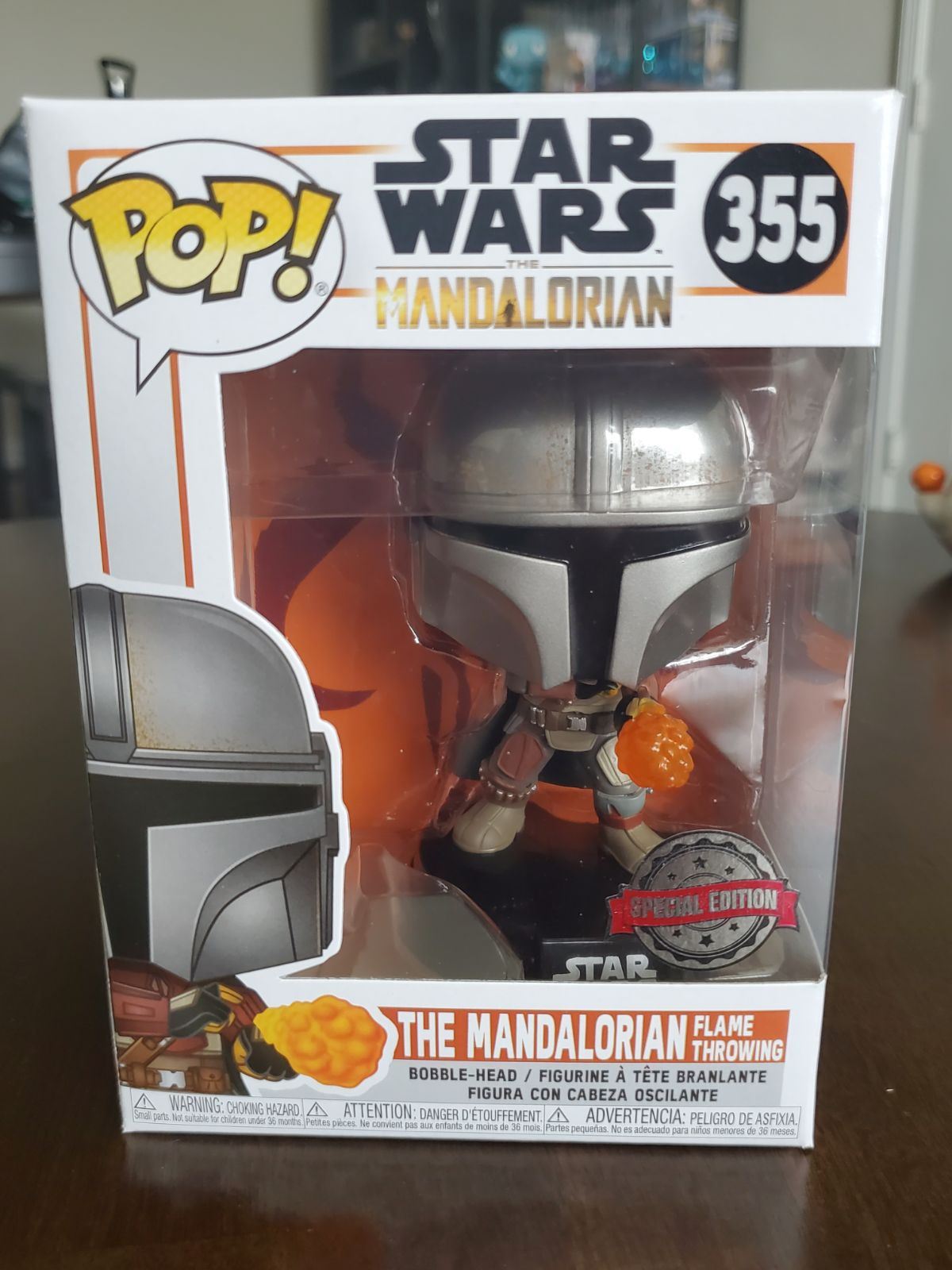 The Mandalorian Funko Pop