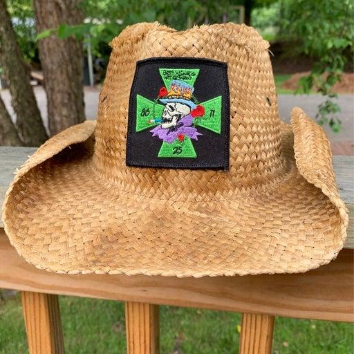 Bret Michaels cowboy hat