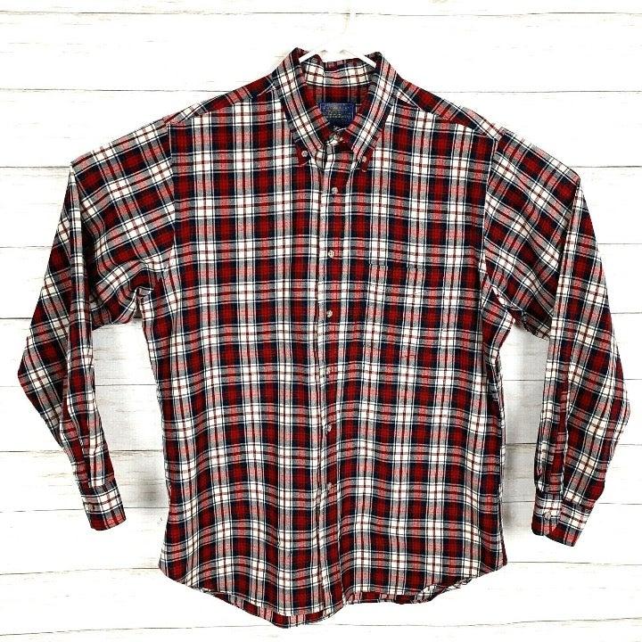 Pendleton Men's Sir Pendleton Wool Shirt