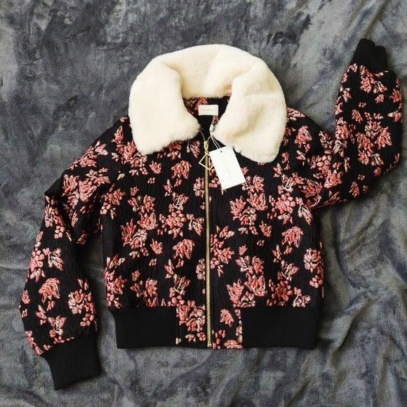 Foxiedox floral jacket