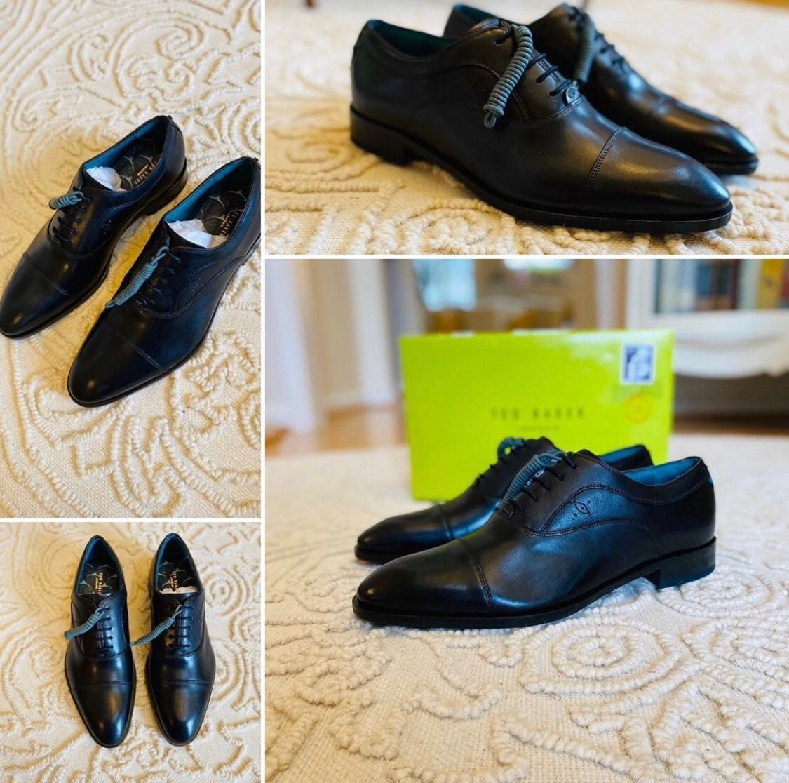 Ted Baker London Fually Dress Shoes