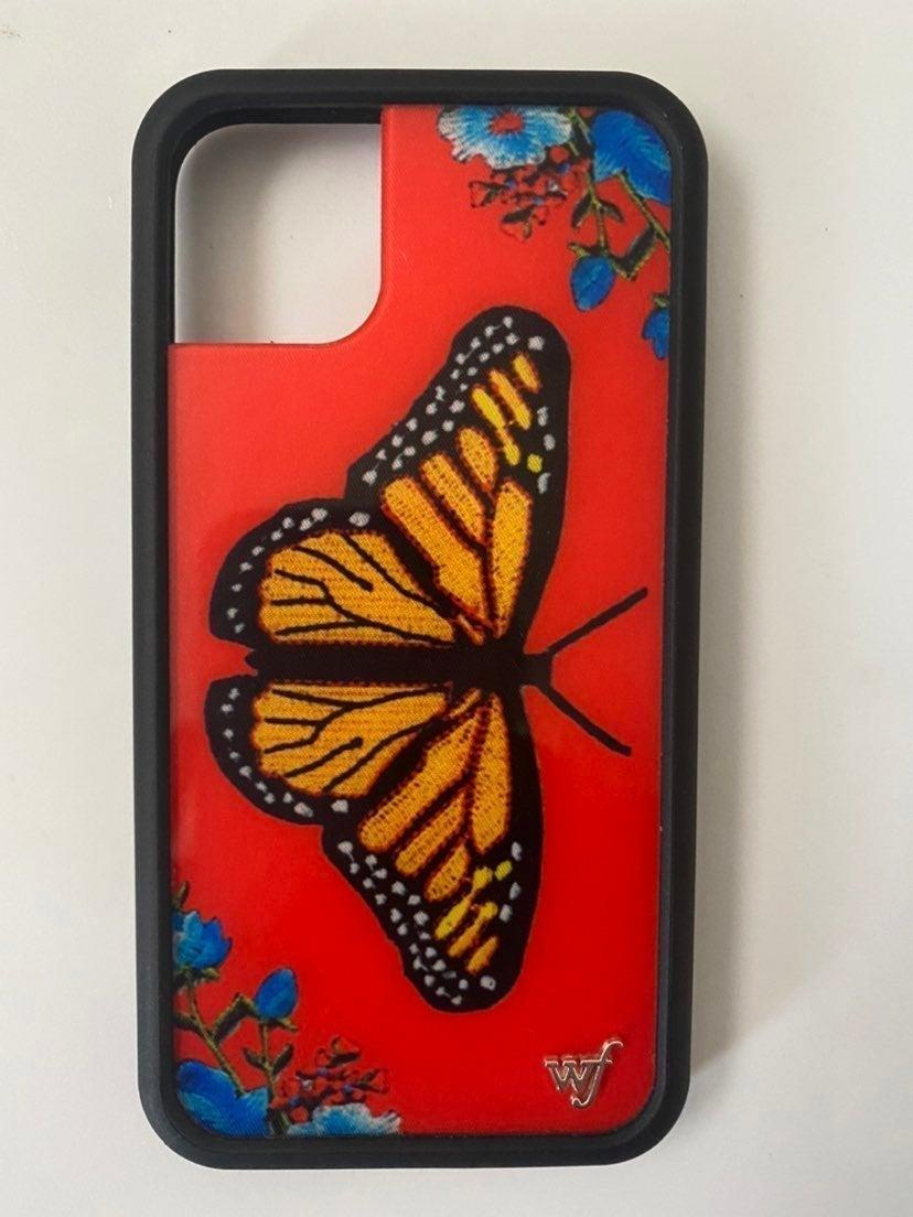Wildflower Butterfly Iphone 11 Case