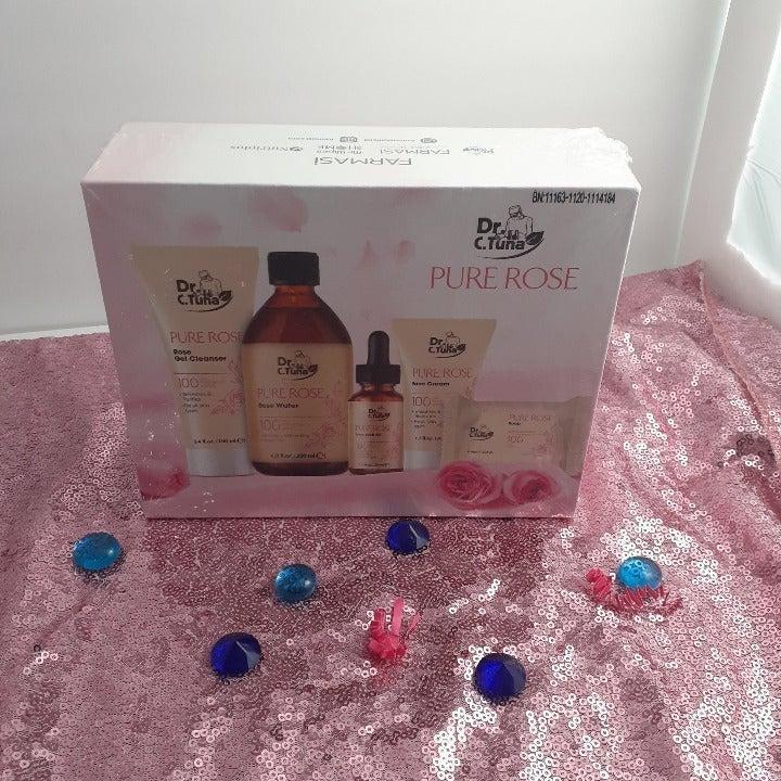Farmasi Pure Rose Bundle Reg price $133