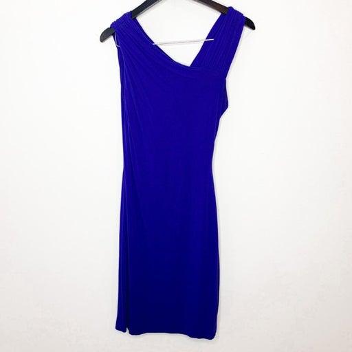 Calvin Klein Blue Bodycon Dress, 6