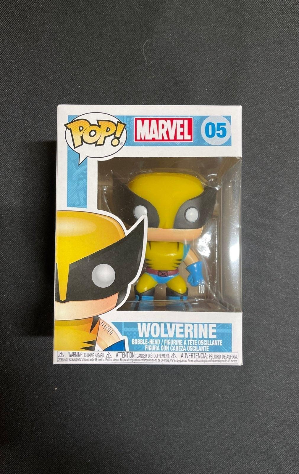 Funko Pop! Marvel - Wolverine #05