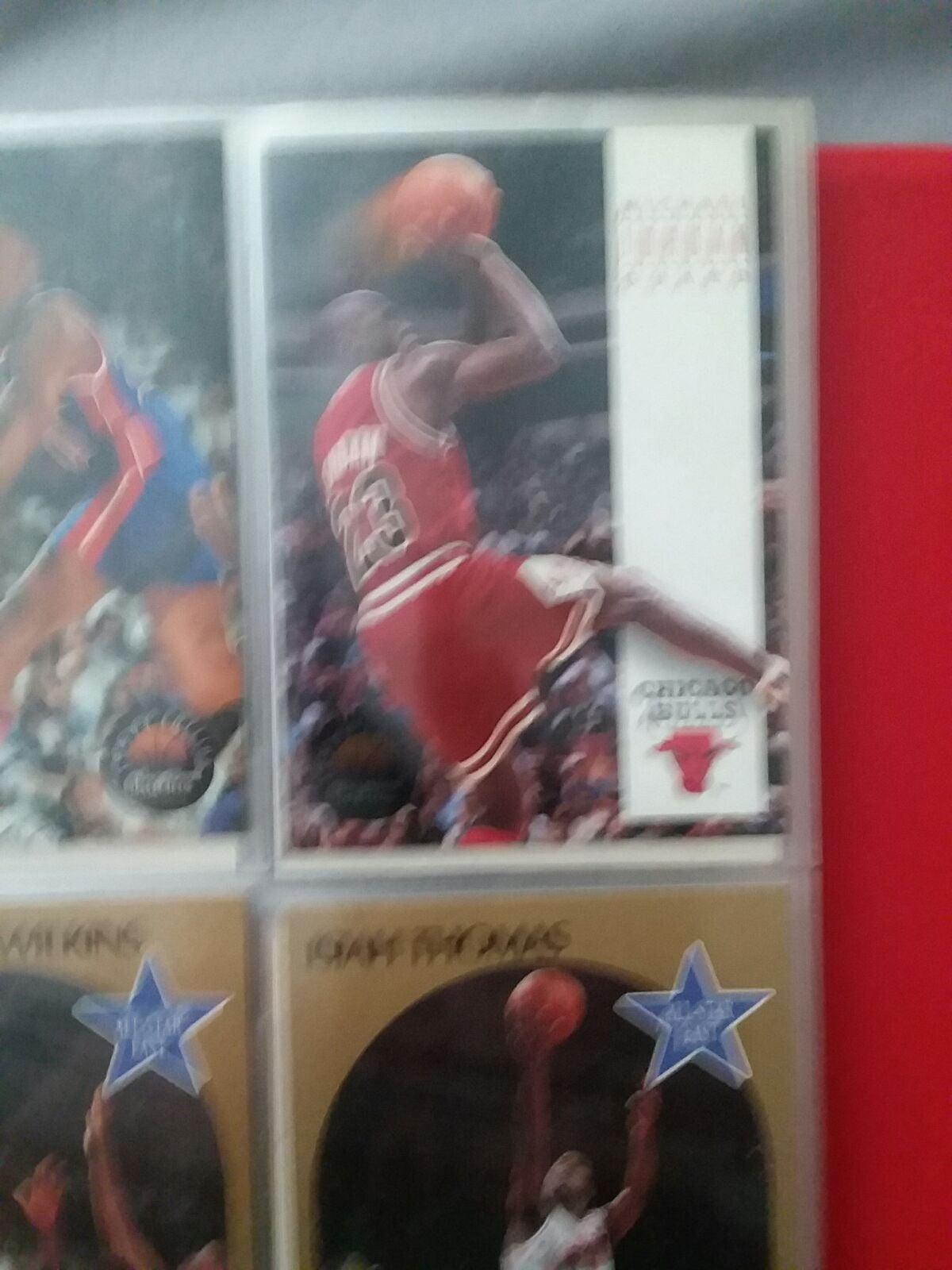 NBA & a couple baseball card's