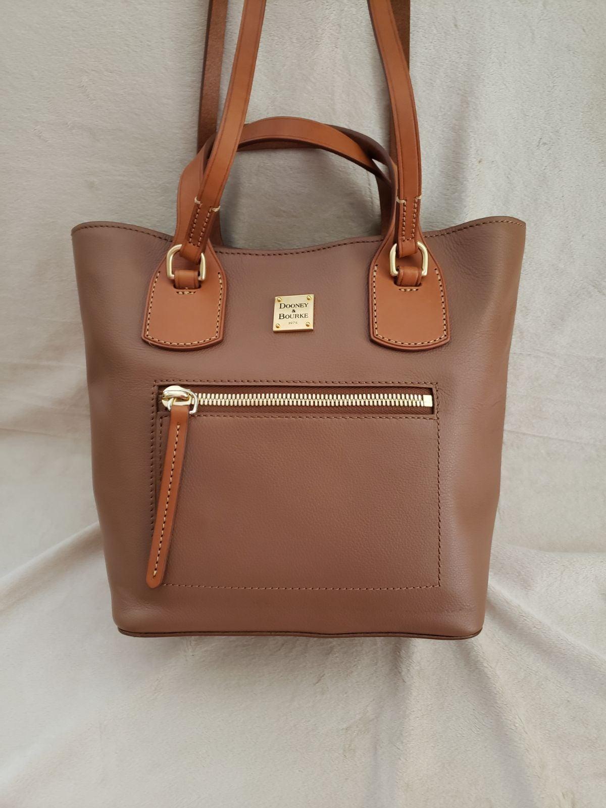 Dooney & Bourke Raleigh Leather Jenny Ba