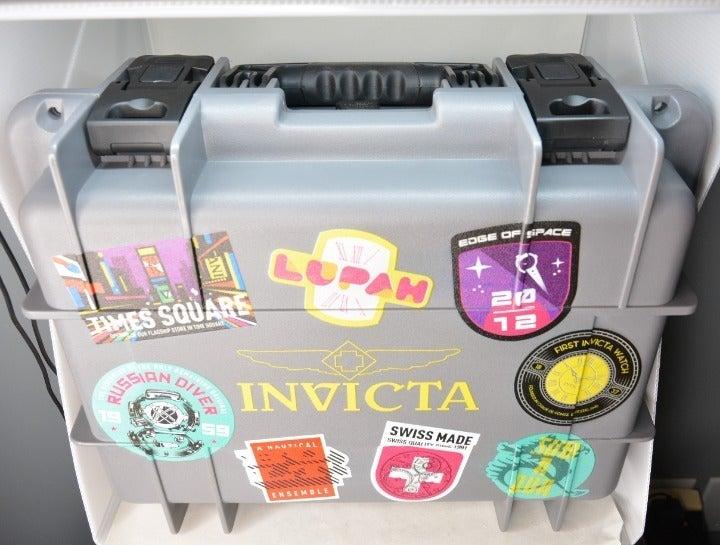 Invicta Limited Edition 8 slot dive case