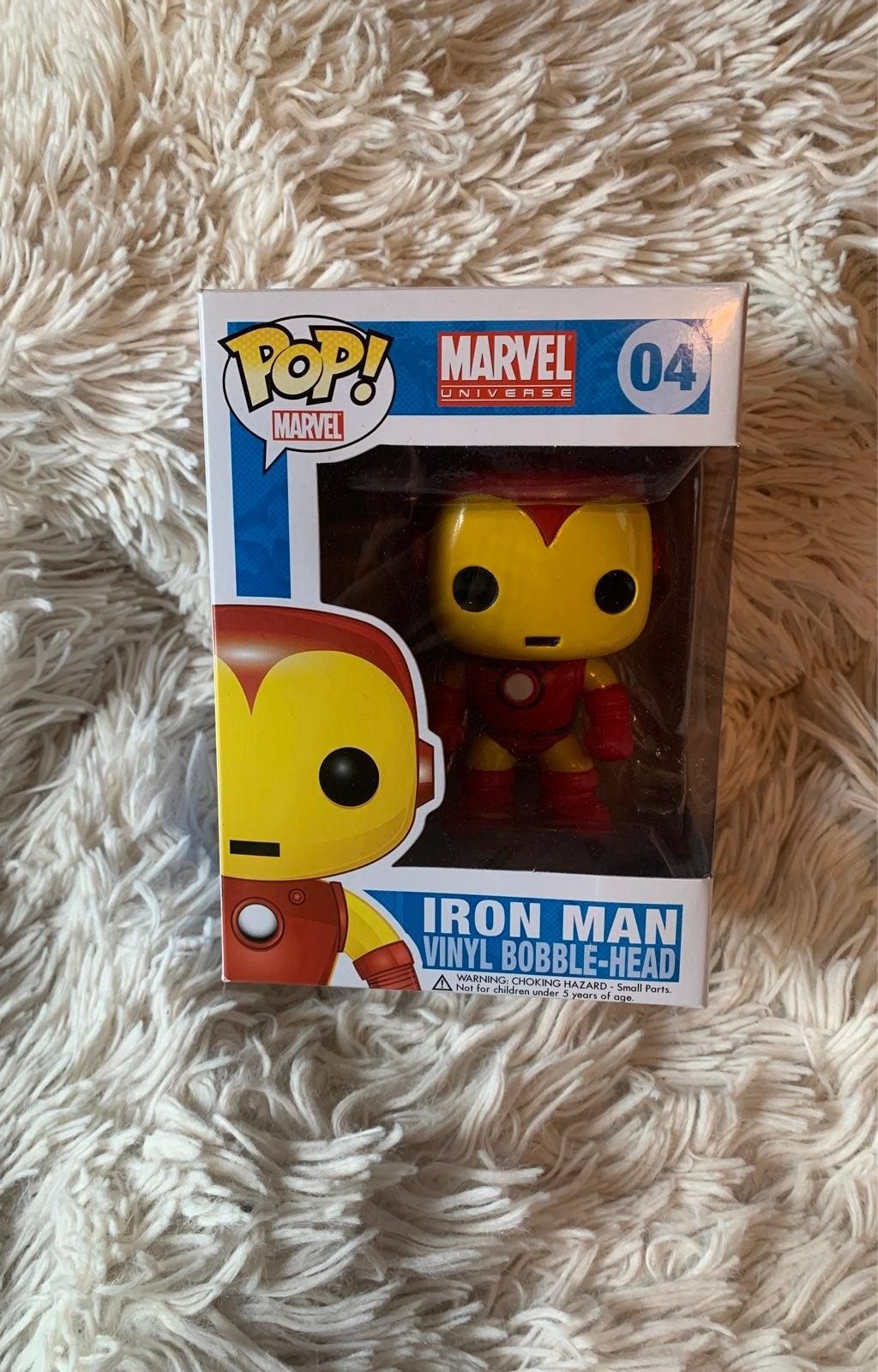 Funko Pop Marvel Iron Man 04