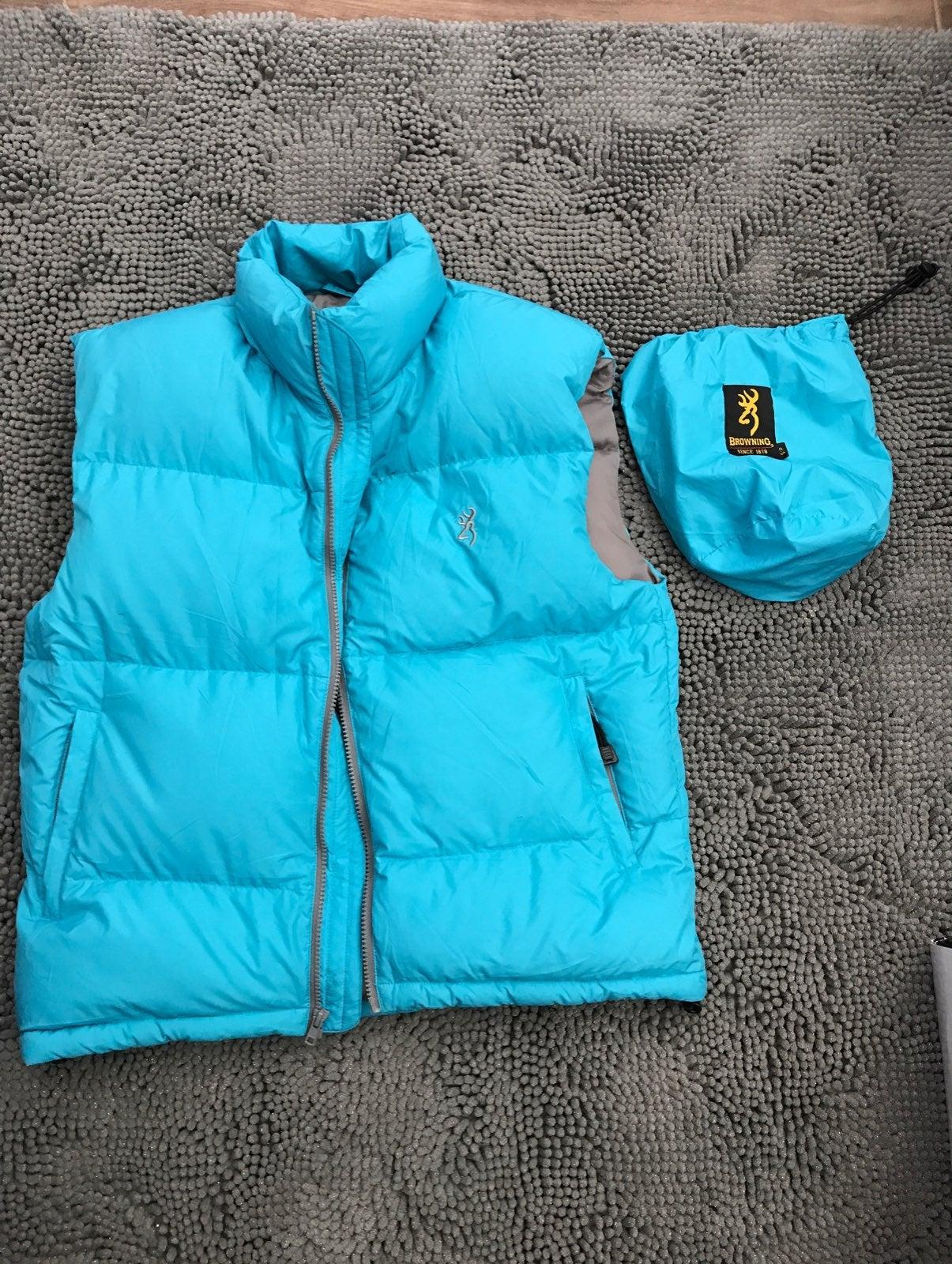 Browning vest