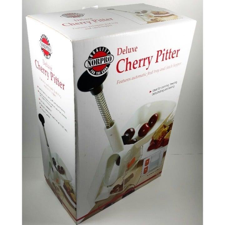 Norpro 5120 Deluxe Cherry Stoner/Pitter