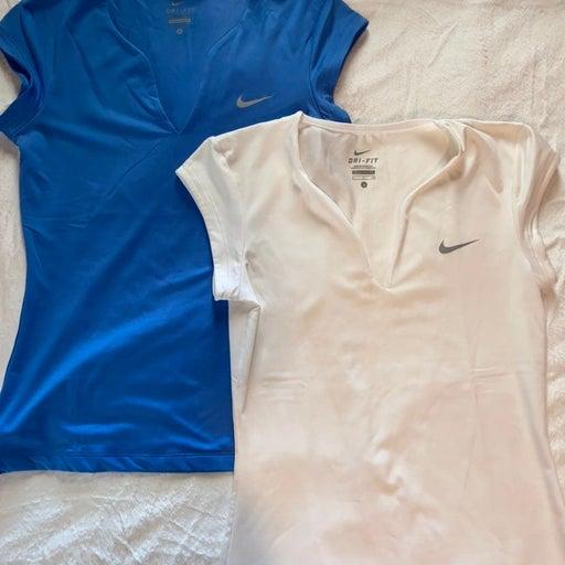 Nike Dri-Fit Tennis Shirts