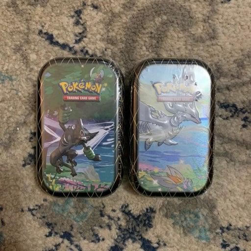 Pokemon Shining Fates Mini Tins (2)
