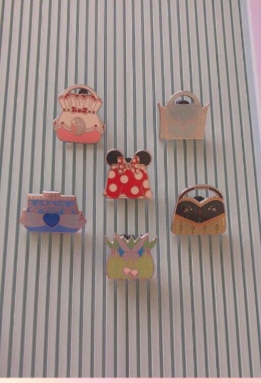 Disney Pin Bundle