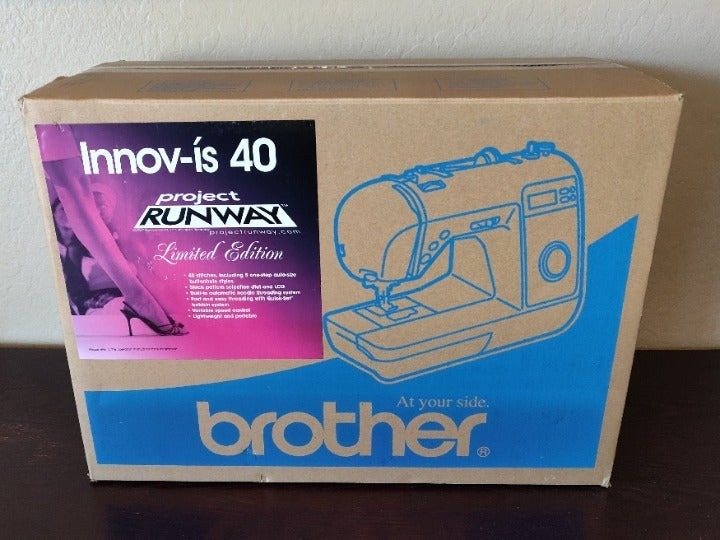 Brother Innov-is 40 Sewing machine.