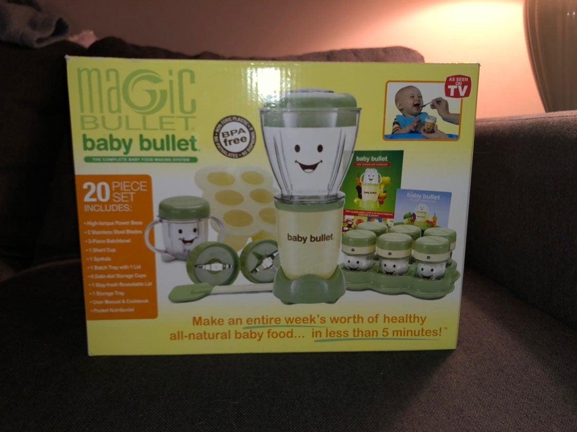 Magic Bullet Baby Bullet