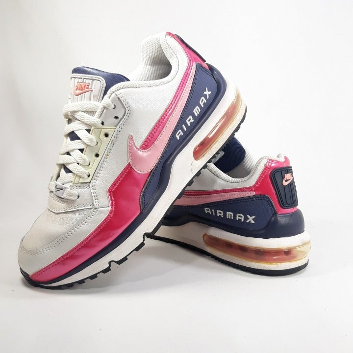 Nike Airmax LTD Wmn. 7.5 Shoe White Pink