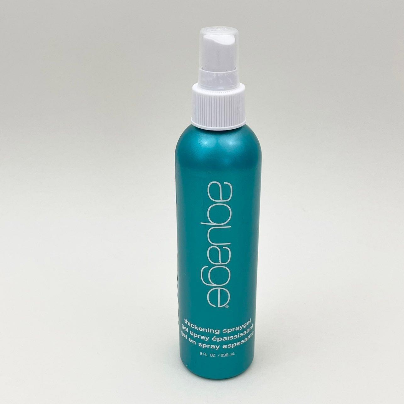 AQUAGE Thickening Spray Gel Volumizing