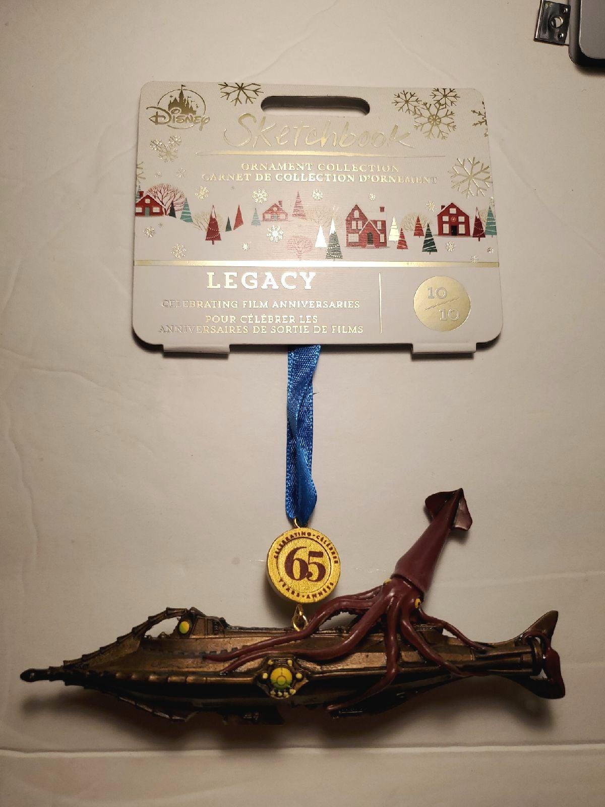 Disney Sketchbook Ornament