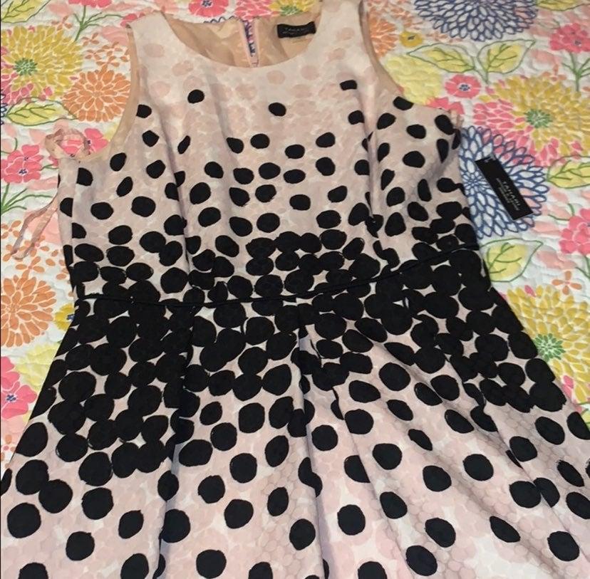 NWT SIZE 12 TAHARI DRESS