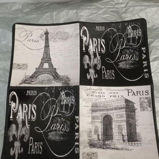 Paris themed platter